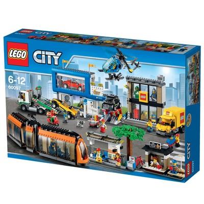 LEGO - City Town Şehir Meydanı