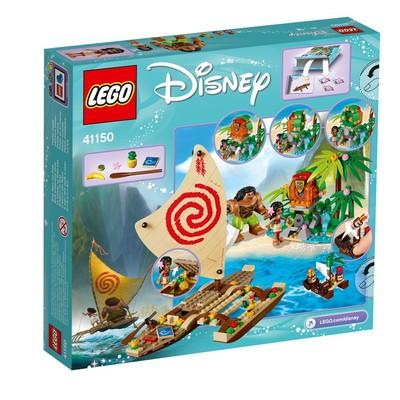 LEGO - Disney Moana Moana'nın Okyanus Yolculuğu
