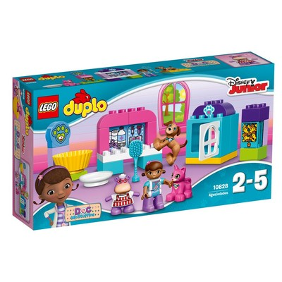 LEGO - DUPLO Doc McStuffins Doc McStuffins´in Evcil Hayvan Kliniği