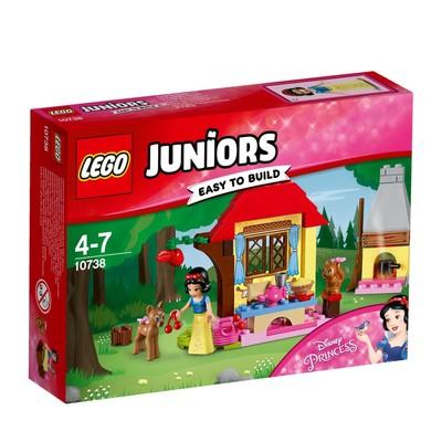 LEGO - Juniors Pamuk Prenses'in Orman Evi