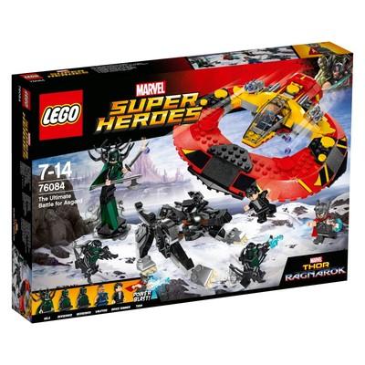 LEGO - Marvel Super Heroes Büyük Asgard Savaşı