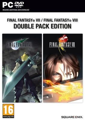 Final Fantasy VII - VIII Double Pack PC