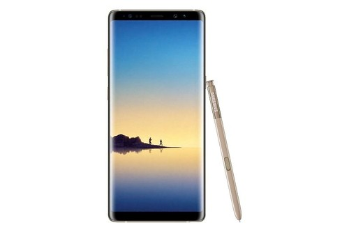 Samsung Galaxy Note 8 (Samsung Türkiye Garantili) Gold