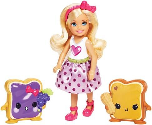 Barbie-Dreamtopia Chelsea ve 2  Arkadaşı Seti FDJ09
