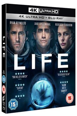 Life-Hayat (4K Ultra HD + Blu-Ray)