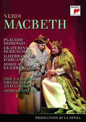 Verdi-Macbeth (Blu-Ray)