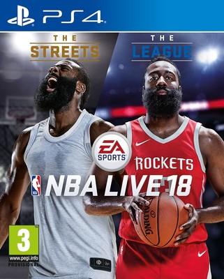 NBA Live 18 PS4