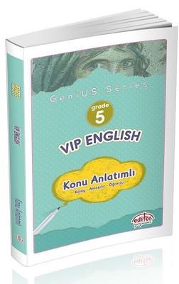 5.Sınıf VIP English Konu Anlatımlı