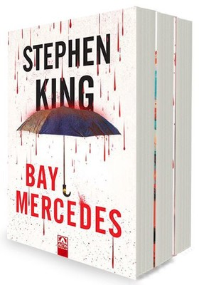 Stephen King Bay Mercedes Seti - 3 Kitap Takım