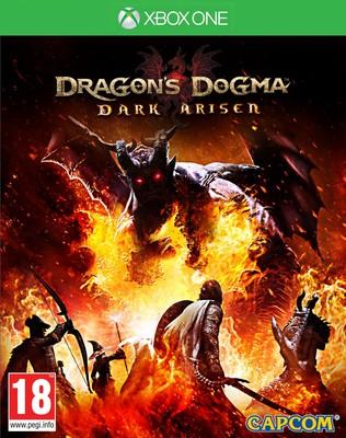 XBOX ONE DRAGONS DOGMA: DRAK ARISEN