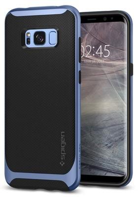 Spigen Galaxy S8 Kılıf Neo Hybrid Blue Coral 565CS21598