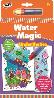 Galt-Denizin Altında Sihirli Kitap 1004918
