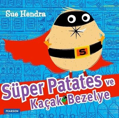 Süper Patates ve Kaçak Bezelye