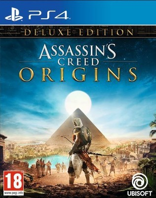Assassin's Creed: Origins Deluxe Edition PS4