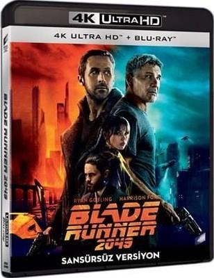 Blade Runner 2049 Sansürsüz Versiyon (4K + 2D Blu-ray)
