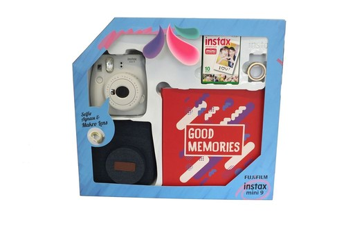 Fuji Instax Mini 9 Box Scrapbook SMO WHITE FOTSI00063