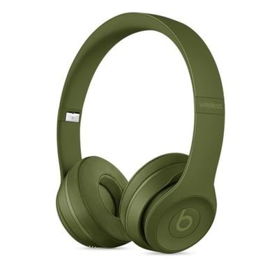 Beats Solo3 Wireless Kulak Üstü Kulaklık, Neighborhood Collection, Çimen Yeşili MQ3C2ZE/A