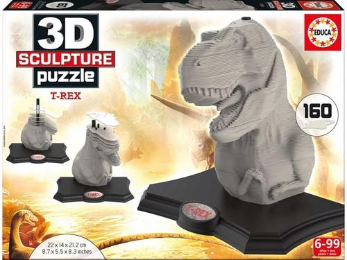 Educa-T-Rex Heykel 3D Puzzle 16967