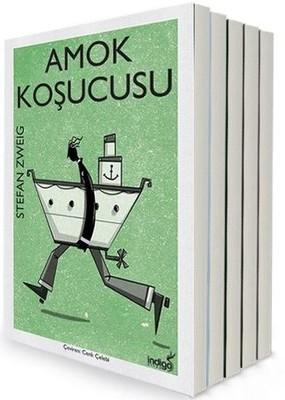 Modern Dünya Klasikleri Seti 2 - 5 Kitap Takım