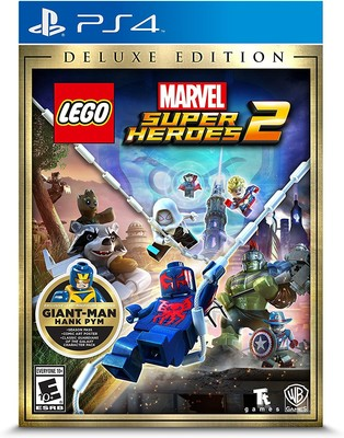PS4 Lego Marvel Superheroes 2 Deluxe