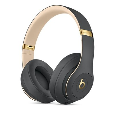 Beats Studio3 Wireless Kulak Üstü Kulaklık, Gölge Grisi