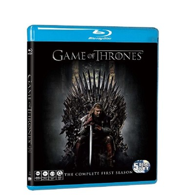 Game Of Thrones Sezon 1 (Blu-ray)