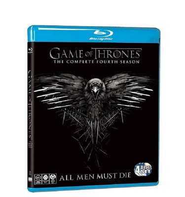 Game Of Thrones Sezon 4 (Blu-ray)