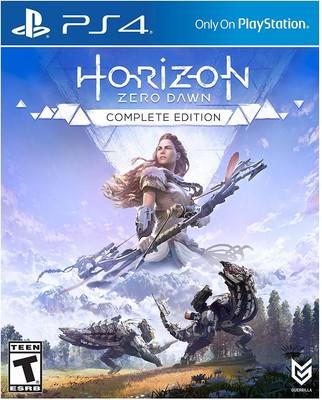 Ps4 Horizon Zero Dawn Comp. Edtn