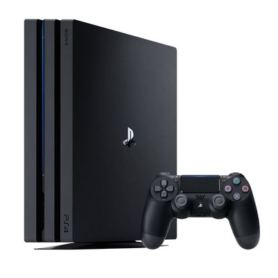 PS4 1TB Pro New Chassis