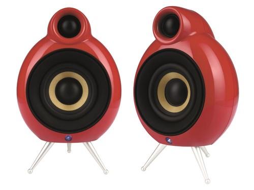 Podspeakers MicroPod BT Bluetooth Hoparlör, Kırmızı PD.PS17813