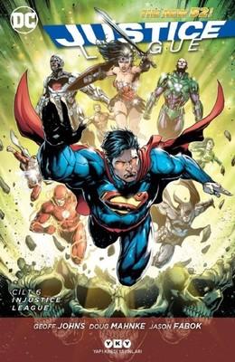 Justice League Cilt 6-Injustice Lea, Clz