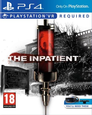 PS4 The Inpatient, Ps4