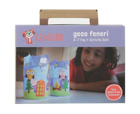 Pakolino - Gece Feneri Aktivite Kutu Oyunu