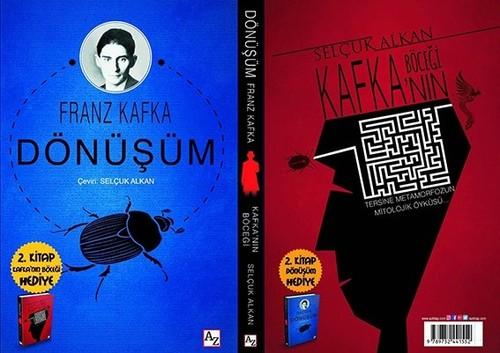 Dönüşüm-Kafka'nın Böceği 2 Kitap