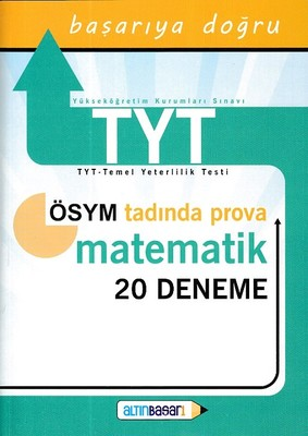 TYT Matematik 20 Deneme