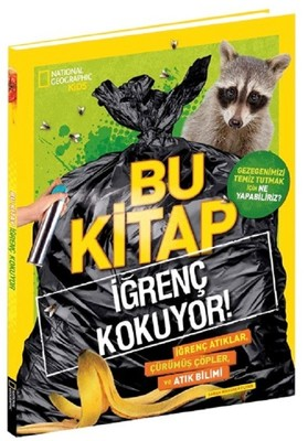 National Geographic Kids-Bu Kitap