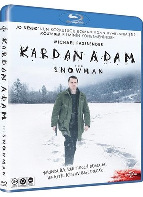 The Snowman - Kardan Adam (Blu-ray)