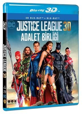 Justice League - Adalet Birliği, 3Bd