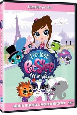 Littlest Pet Shop - Minişler Sezon 1 Seri 6