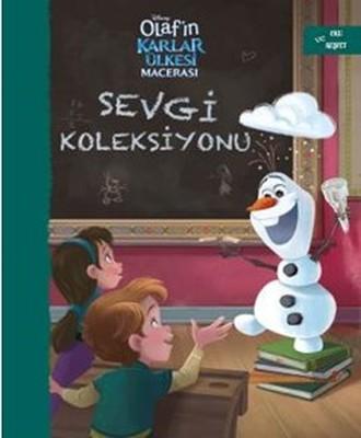 Olaf'ın Karlar Ülkesi Macerası-Sevgi Koleksiyonu