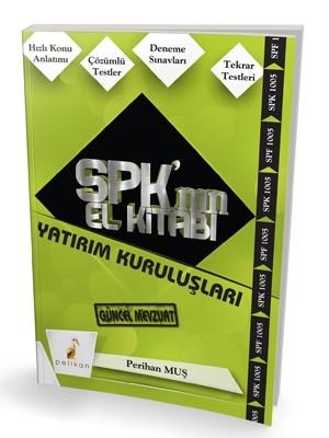 SPK'nın El Kitabı-Yatırım Kuruluşları