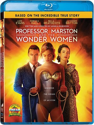 Proffesor Marston And The Wonder Women (Blu-ray)