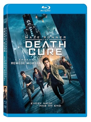 Maze Runner: The Death Cure  - Labirent Son İsyan (Blu-ray)