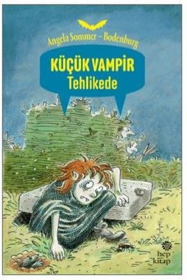 Küçük Vampir Tehlikede
