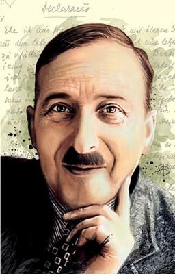 Stefan Zweig Yumuşak Kapaklı Defter - Aylak Adam Hobi