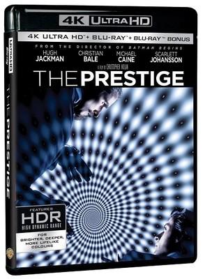 The Prestige - Prestij (4K UHD Blu-ray)
