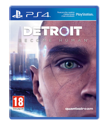 Ps4 Detroit:BecomeHuman