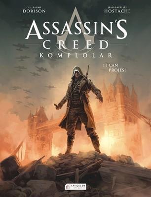 Assassin's Creed Komplolar 1-Çan Projesi