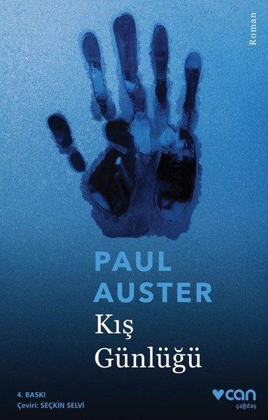 Kış Günlüğü, Paul Auster, Çev: Seçkin Selvi, Can Yayınları
