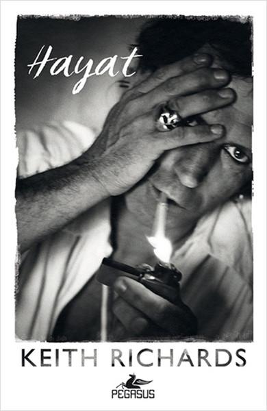 Hayat, Keith Richards, çev.: Elif Kolcuoğlu, Pegasus Yayınları
